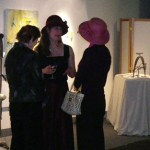 Conversation at the Opening